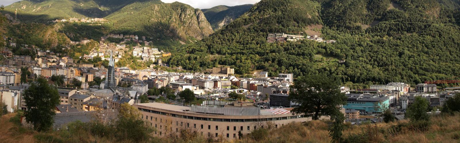 Hotels in het prachtige Andorra
